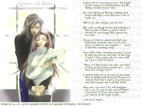 FF8 Wallpaper_Laguna and Raine by Kyuohki