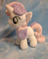 Mini Sweetie Belle by perfectlyplushie