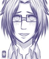 Hanji Zoe [Shingeki no Kyojin] by Antifashion19