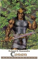 Conan Beyond the Black River by mlpeters