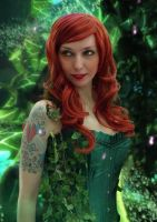 Poison Ivy by lousciousfoxx