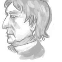 William Seward doodle by FeatheredSoap