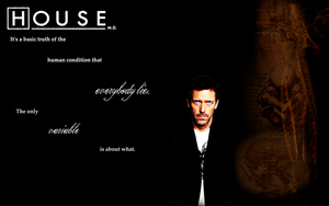 House M.D. -Lies- :For Mana: by Anarth