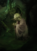 Yoda - Ready, It Will Never Be by Aste17
