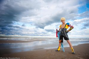 Tidus - Final Fantasy X by Maxsy66