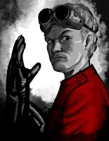Dr Horrible by clz