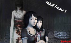 Fatal Frame 2 - Behind you - by Xiphos91