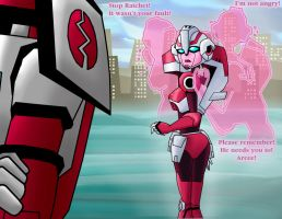 Arcee's Memories by Chibininja1917