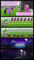S4E24 Poor Spike by seer45
