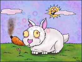 Just a Bunny by sbkMulletMan