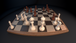 Low Res Chess Set by JoshMaule