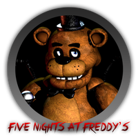 Five Nights At Freddy's - Icon by Blagoicons