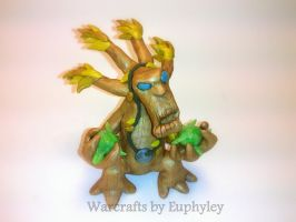 WoW Inspired Resto Druid / Treant No. 4 by Euphyley