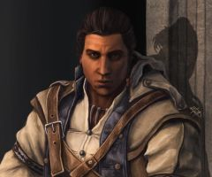 Mr. Kenway (edited) by NThartyFievi