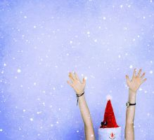 Let it snow. by Gingershots