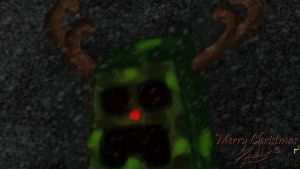 The Creeper Cometh by ProjectDarkling