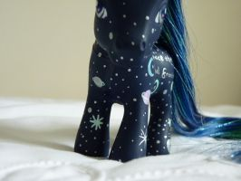 custom my little pony space the final 1 by thebluemaiden
