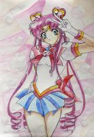Sailor Moon: Sailor Chibi Chib by SnowLady7