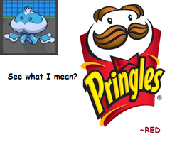 Pringle Pokemon by RedRoronoa