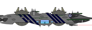 Accomplice-Class MK II CoreShip Carrier by Seeras