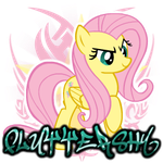 Fluttershy spray 2.5 by ThaddeusC
