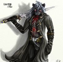 ::LeoVir Rau:: by The-Ebony-Phoenix
