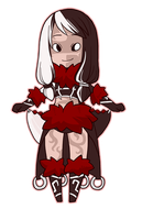 Smite - Little Hell (Chibi) by Zennore