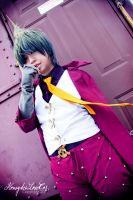Ao no Exorcist -  Amaimon 1 by HoneydewLoveCosplay