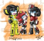 3 Lambo - Art.Trade- by BloodyChaser