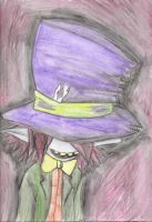 Mad Hatter by librachik