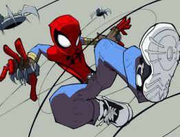 Colours: Spider Clan by wrightauk