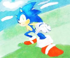 is sonic in trouble? by T-Spencil