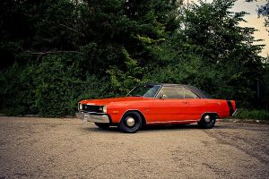 orange - mopar II by AmericanMuscle
