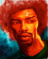 gil scott heron by scapl