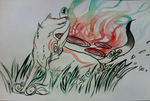 Ammy WaterColor by Rd406