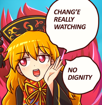 No Dignity by miwol