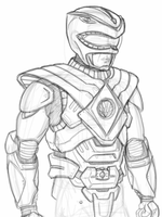 Power Ranger Concept 03 by torsoboyprints