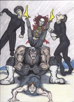 Secret Six by daramh