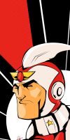 Adam Strange by Tigerhawk01