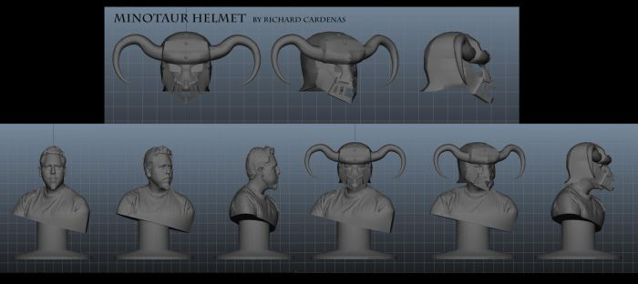 Helmet Compilation by RCWikkydArtist
