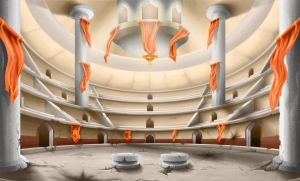 New Miscrits Art, ARENA by Stoskri