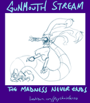 Streaming!  Oct 2nd  9:30PM to ??? by gunmouth