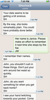 The Personal Text Log of Dr. John Watson Pt. 7a by blissfulldarkness