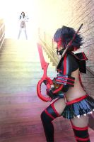 Ryuko Matoi Cosplay: I Won't Lose My Way! by Khainsaw