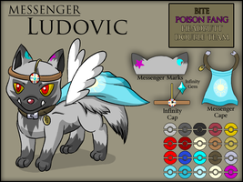 REF - Messenger Ludo by PancakeShiners