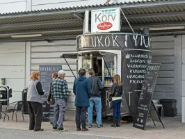 The Best Sausage in town by attomanen