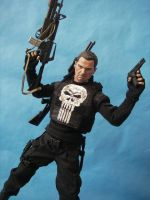 Hot Toys Punisher by cusT0M