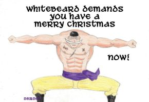 Whitebeard Demands by virtualpapercut