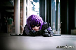 Hit-Girl by Ariequi