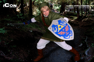 Hero of Time, ready for battle by Starkiller-Cosplay